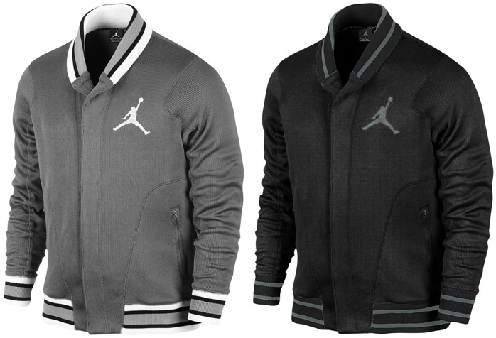 7dfdb1baf4f047 Nike Michael Jordan Hall Of Fame - Men  39 s Leather Letterman ...