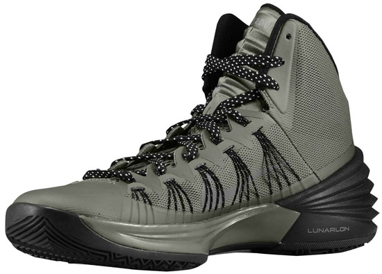 Nike Hyperdunk 2013 Mercury Grey | SportFits.com