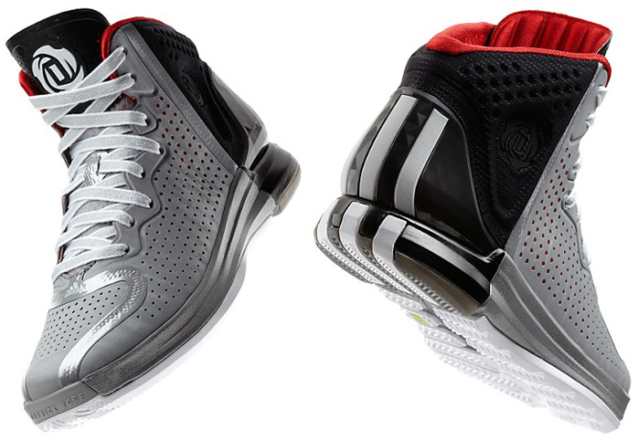 "adidas D Rose 4 ""Home"" 