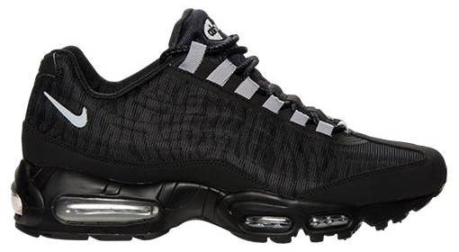Nike air max 95 black 3M reflective