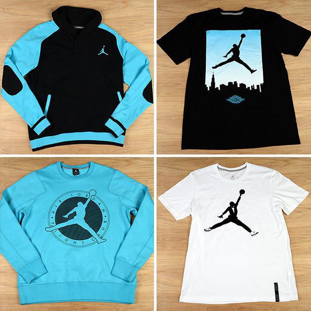 Air Jordan 11 Gamma Blue Clothing   SportFits.com