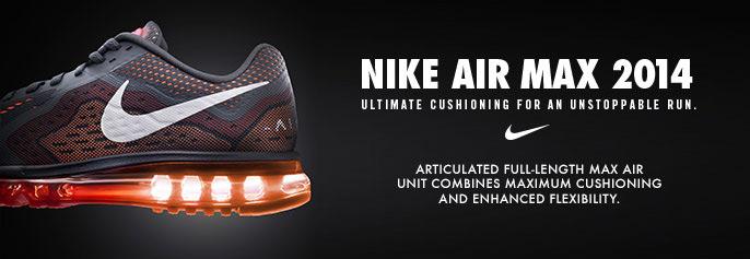 nike air max 2014 atomic orange
