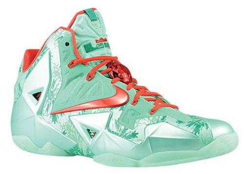 Lebron 11 Shoes Christmas Nike Basketball Christ...