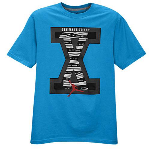 Jordan Retro 10 Fly T Shirt