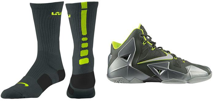 Nike Lebron 11 Elite Socks