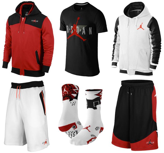 Air Jordan 6 Retro Clothing