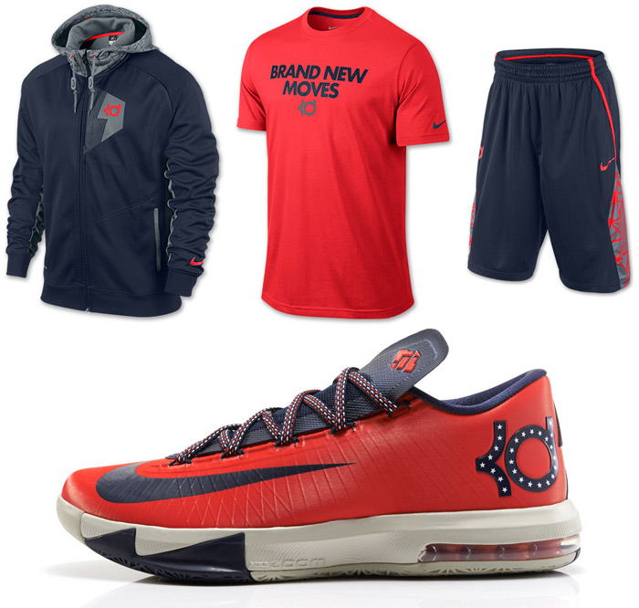 Nike KD VI    DC    CollectionKd Energy Shirt