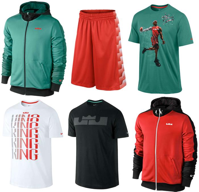 nike lebron clothing sportfits part 9