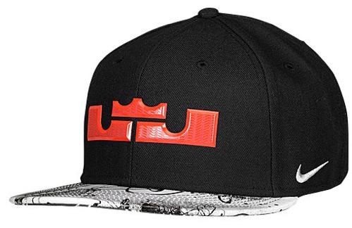 Nike LeBron Graffiti Snapback Cap | SportFits.com