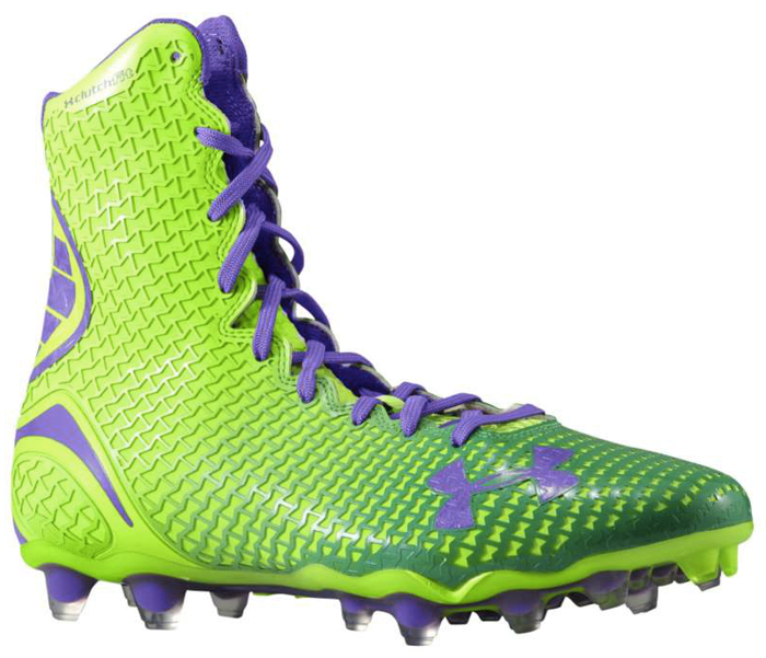 superhero cleats under armour
