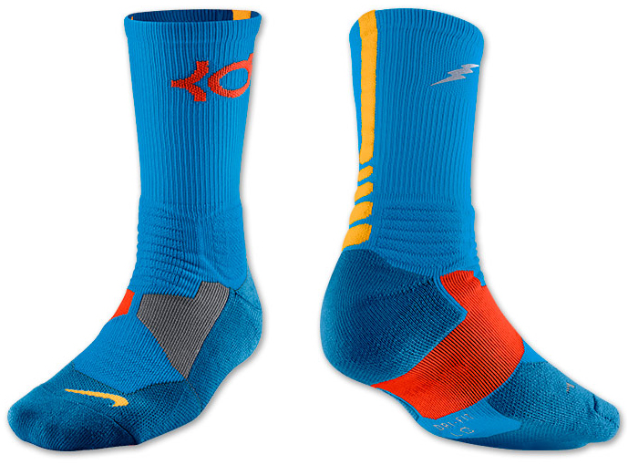 Nike KD 6 Elite Team Clothing Shirts Shorts | SportFits.com Kd 6 Elite Team Socks