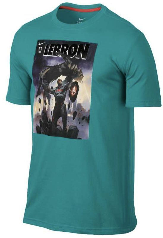lebron 11 elite hero shirt - photo #3