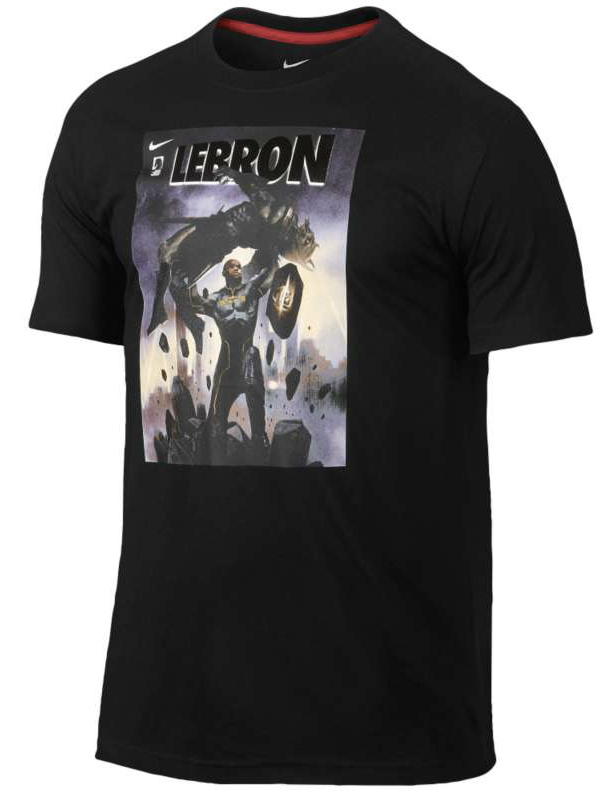 lebron 11 elite hero shirt - photo #24
