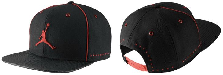 Air Jordan Cap Red
