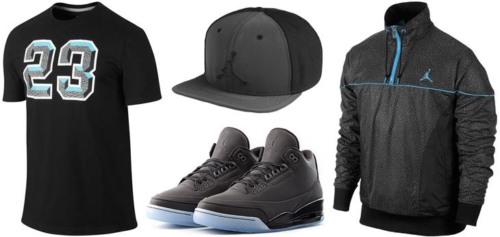jordan clothing. air jordan 5lab3 black clothing shirts shorts socks | sportfits.com
