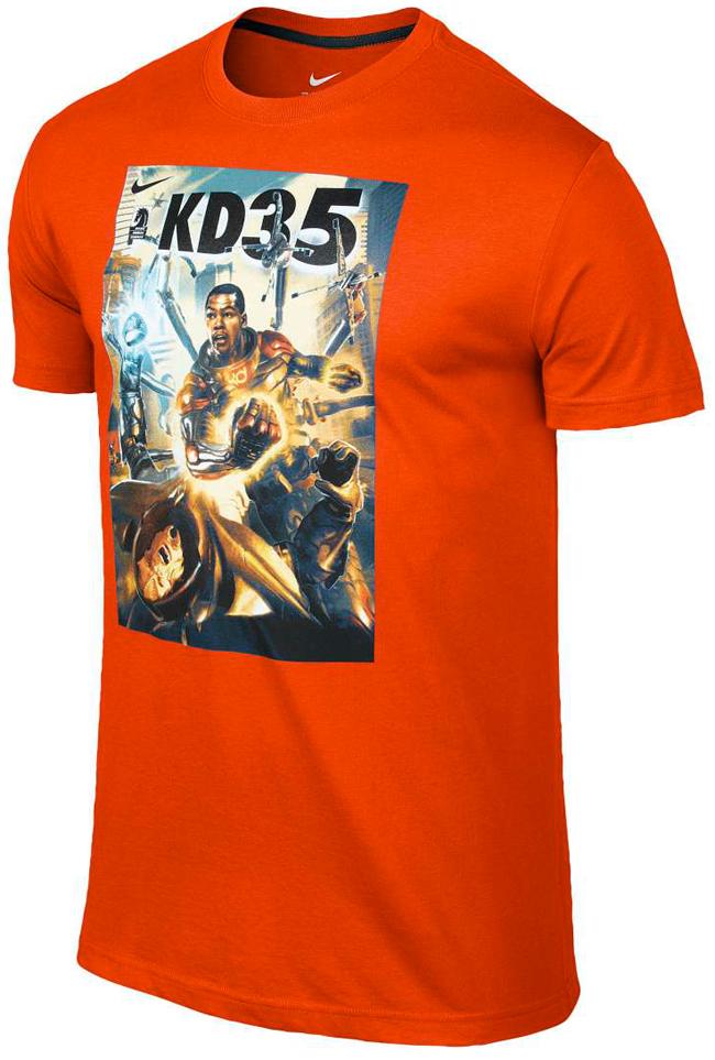 Kd 6 Elite Team Shirt Nike KD Hero Elite Her...