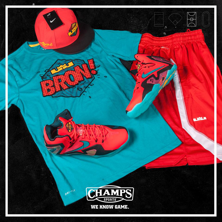 lebron 11 elite hero shirt - photo #4