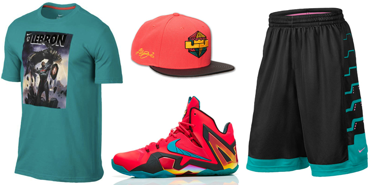 lebron 11 elite hero shirt - photo #5