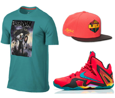 lebron 11 elite hero shirt - photo #29