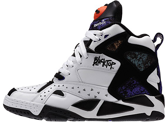 reebok pump black tops