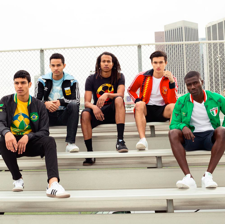 adidas originals fifa world cup clothing and shoes