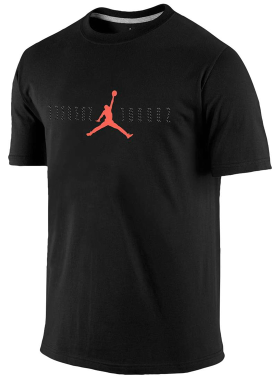 Jordan Retro 11 2014 t Shirt