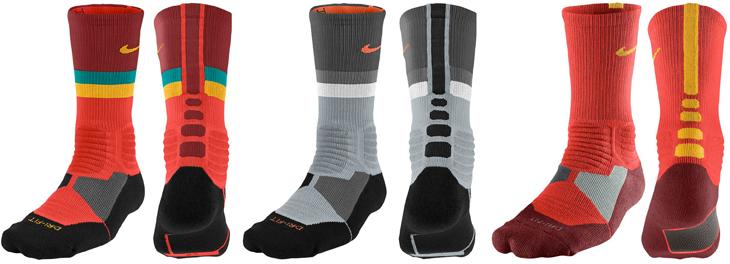 nike elite basketball socks