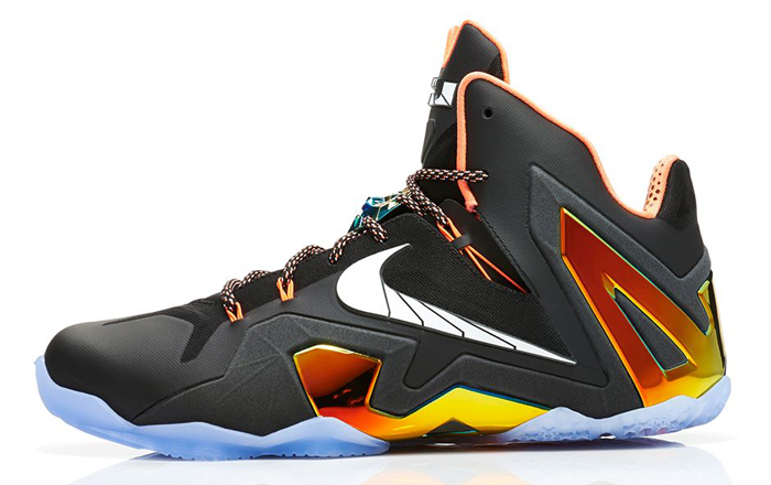 lebron 11 shoes gold -#main