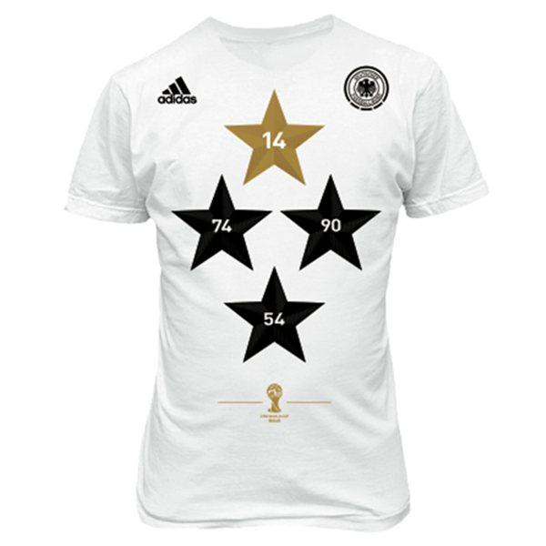 adidas germany world cup champion shirt