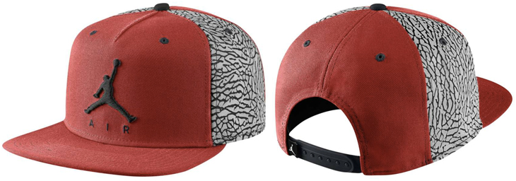 59de5be0c1b84 Air Jordan 3 Retro Sneaker Caps