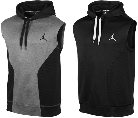 Jordan Sleeveless Hoodie | Fashion Ql