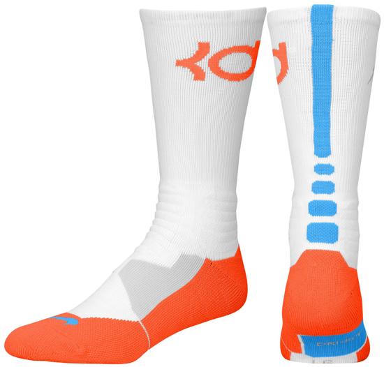 Nike KD 6 Elite Supremacy Socks | SportFits.com Kd 6 Elite Team Socks