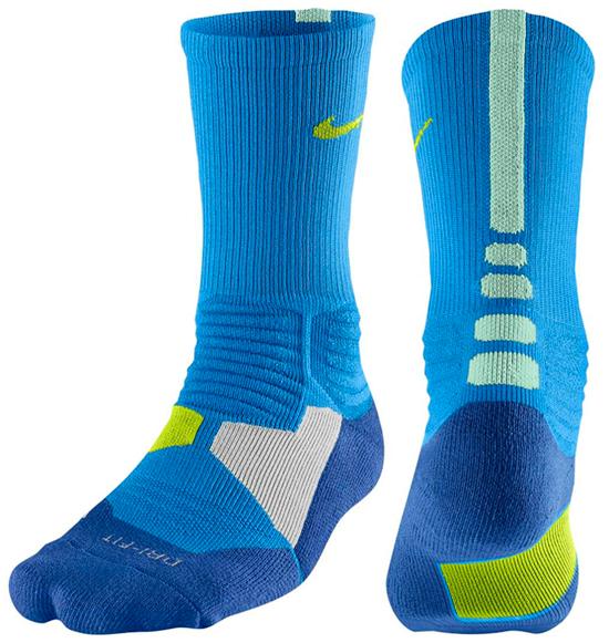 Nike Kobe 9 Hyper Cobalt Socks - 276.1KB