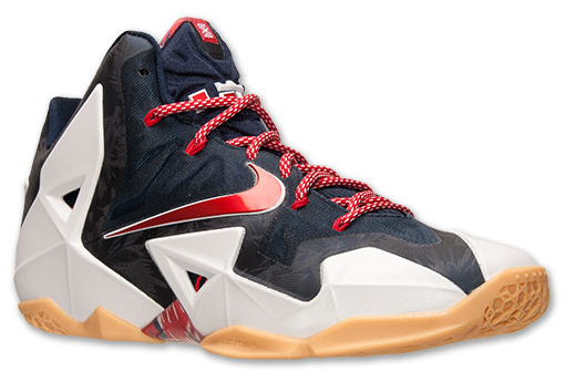 Nike LeBron 11 July 4th Independence Day | SportFits.com