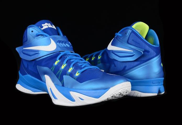 Nike LeBron Zoom Soldier 8    Sprite   Lebron 8 Sprite