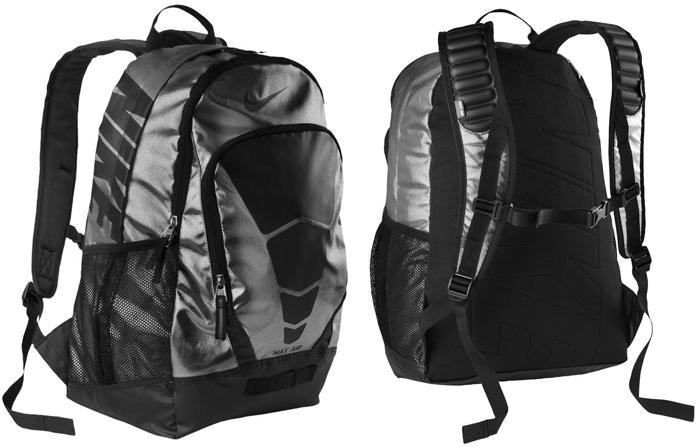 nike air max backpack gold