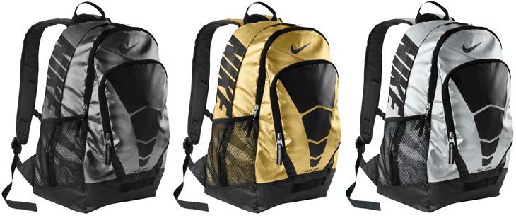 Nike Vapor Max Air Metallic Backpacks | SportFits.com