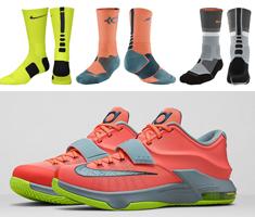 "Kd 7 35k Degrees On Feet Nike KD 7 ""35..."