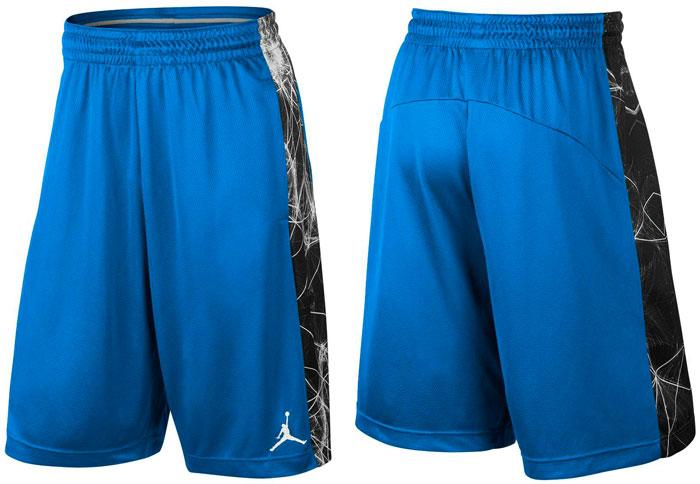 Jordan Sport Blue Shorts to Wear with the Air Jordan 6 Sport Blue ...