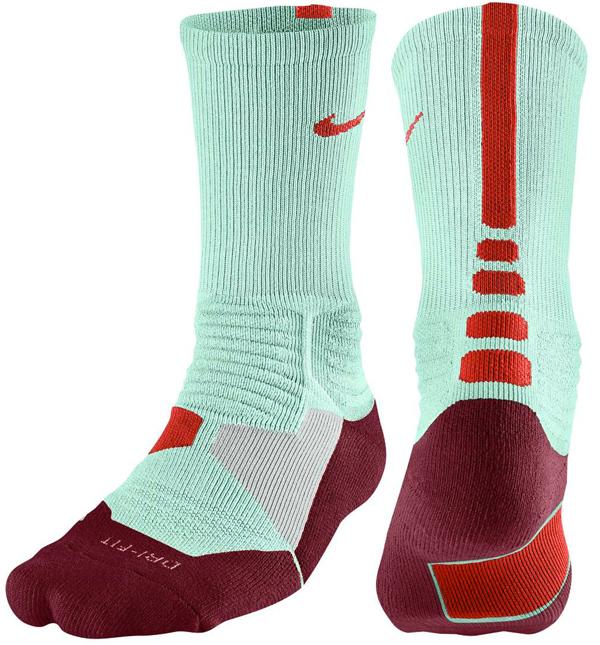 nike kd 7 global game hyper elite basketball socks