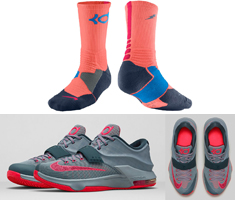 Kd 7 Calm Before The Storm Socks