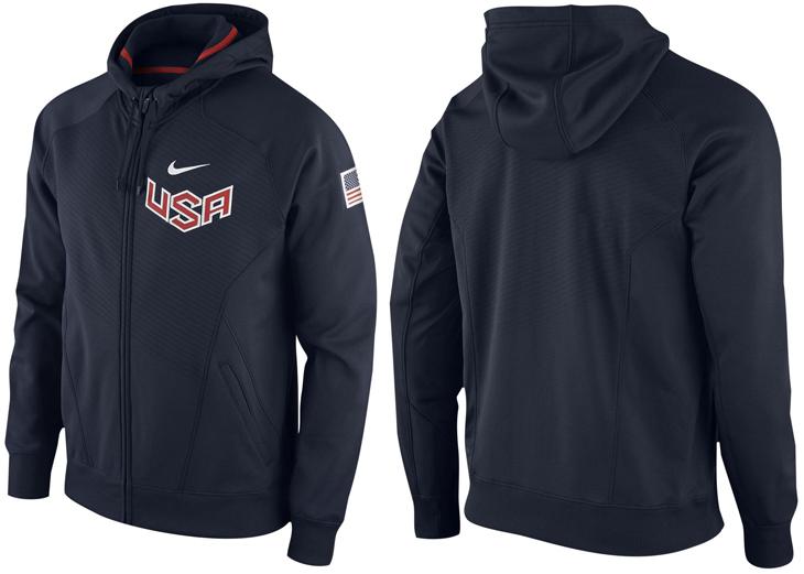 Nike USA basket hoodie