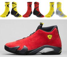 Jordan 14 Retro Ferrari