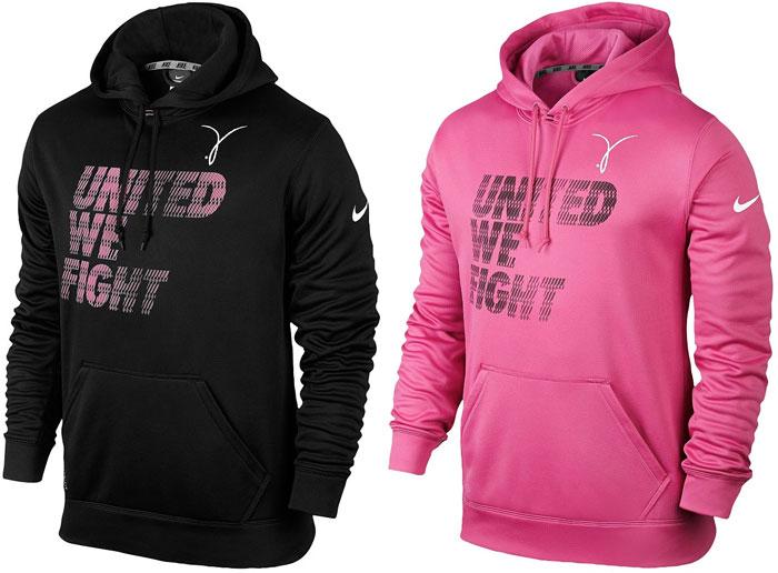 Cancer awareness hoodies