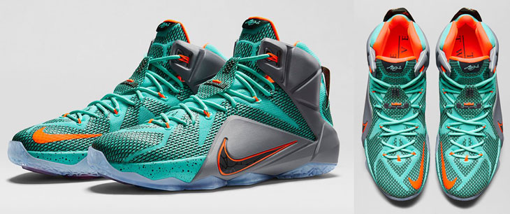 Nike LeBron 12 NSRL Tamed Shorts | SportFits.com