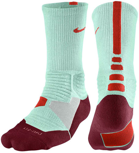 Nike KD 7 Good Apples Socks | SportFits.com