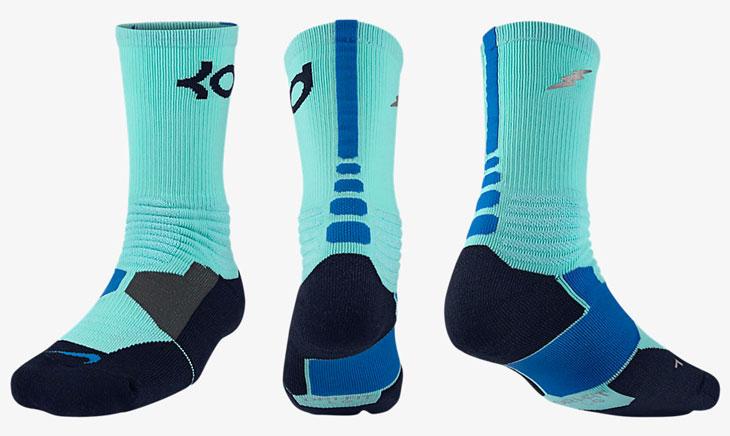 Nike Kd Hyper Elite Socks To Wear With The Nike Kd 7