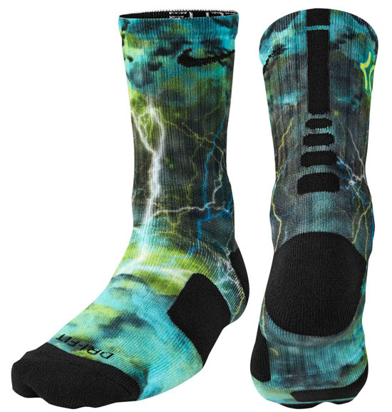 ... nike kd7 uprising socks