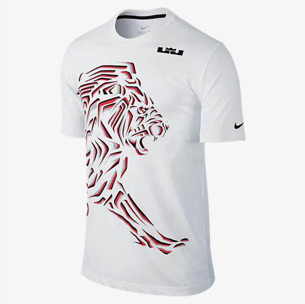 Nike LeBron Shirts to Wear with the Nike LEBRON 12 Heart ...