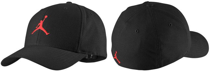 Jordan Hat Black